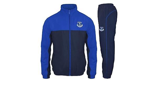 Everton FC - Chándal oficial para hombre - Chaqueta y pantalón ...