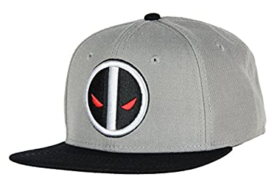 Marvel Deadpool X-Force Snapback Hat