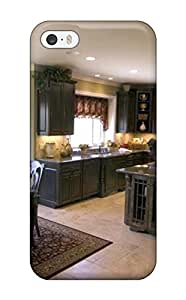 Brand New 5/5s Defender Case For Iphone (traditional Kitchen With Island Opening To Dining Area)
