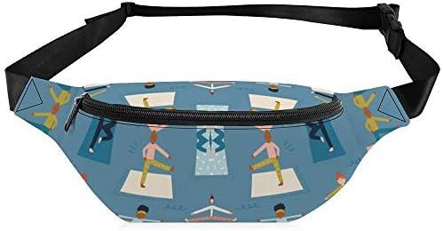エクササイズ ウエストバッグ ショルダーバッグチェストバッグ ヒップバッグ 多機能 防水 軽量 スポーツアウトドアクロスボディバッグユニセックスピクニック小旅行