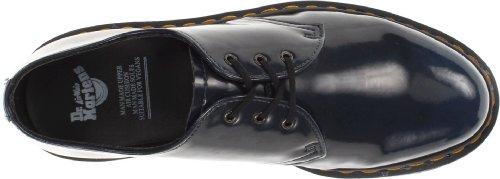 cordones Marino 1461 Martens Mujer Zapatos Azul de Dr 8qa7g4