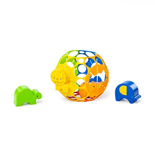 Oball Grip & Play Locking Suction Cup Toy 81529 Activity & Entertainment