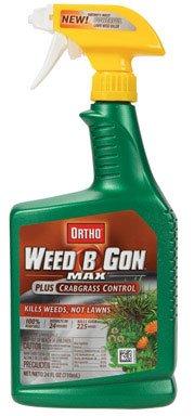 24oz Rtu Weed-B-Gon Max Crabgrass Control&Weed Killer