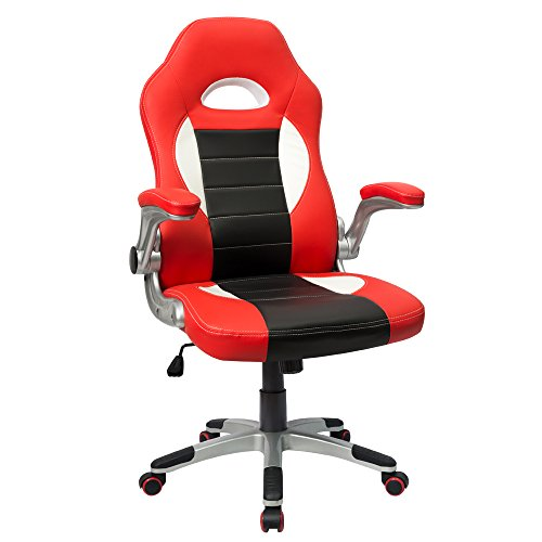 Furmax Gaming Chair Executive Racing Style Bucket Seat High