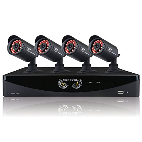 Night Owl Security F6 81 4624N Channel product image
