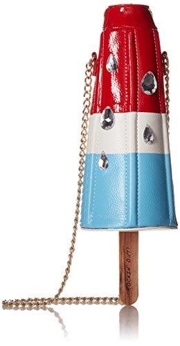 (Betsey Johnson Popsicle Rocket Pop Shoulder Bag )