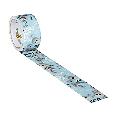 Duck Brand Disney-Licensed Frozen featuring Anna and Elsa Duct Tape