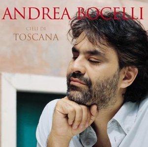 CD : Andrea Bocelli - Cieli Di Toscana (CD)
