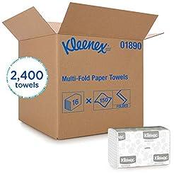 Kleenex Multifold Paper Towels (01890), ...