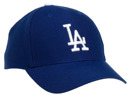 Amazon.com   Los Angeles Dodgers MVP Adjustable Cap (Blue)   Sports Fan  Baseball Caps   Clothing 12d29aae1dfa