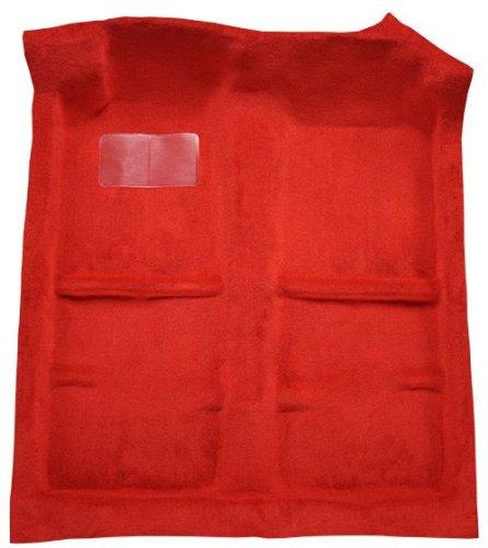 - 1990 to 1993 Acura Integra Complete Cutpile Carpet Replacement Kit, 2 Door or 4 Door (801-Black Cut Pile)