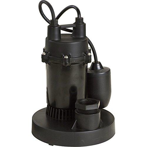 13 HP Thermoplastic Sump Pump