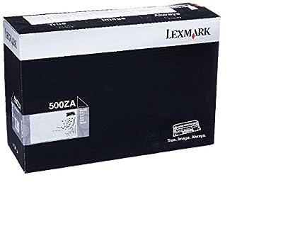 50F0ZA0 LEXMARK Printer Imaging Unit, Black