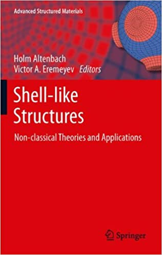 Shell-like Structures: Non-classical Theories and Applications (Advanced Structured Materials)