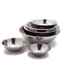 PickUp 13 Quart 18-4 Stainless Steel Classic Mixing Bowl -- 12 per case wholesale