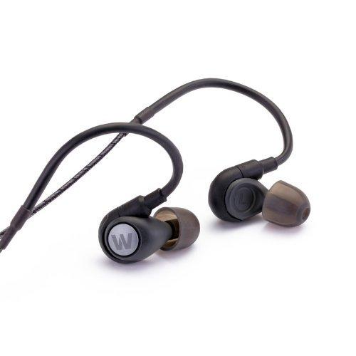 Black Westone 78400 Adventure Series Alpha High Performance In-Ear Earphones
