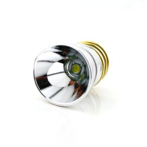 BESTSUN Flashlight Bulb LED CREE XM-L T6 Single Mode 1-Mode 1000 Lumen LED P60 Design Drop-in Module Flashlight Repair Parts Torch Replacement Bulb for Surefire C2 G2 Z2 6P 9P G3 S3 D2