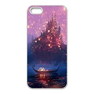 Customize Cartoon Tangled Princess Back Case Fits for Case For Sam Sung Note 3 Cover JN5S-2360