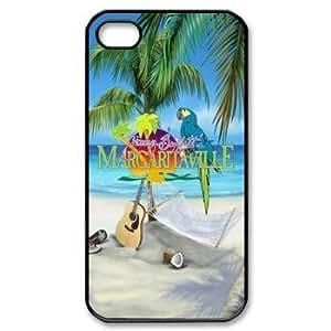 Xinfan Store Jimmy Buffett Margaritaville iphone 6 4.7 Case, Custom Plastic Hard Apple Iphone6 4.7 Cases Cover
