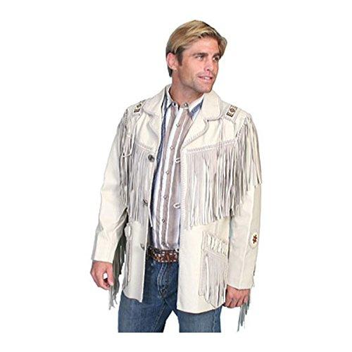[スカーリー] メンズ ジャケット&ブルゾン Handlaced Bead Trim Coat 758 [並行輸入品] B07DHMJ6CQ 46