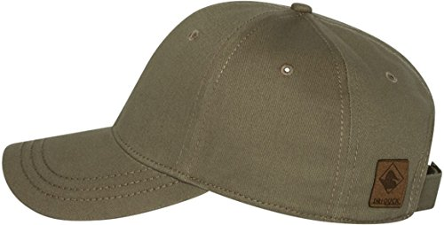 Dri-Duck Heritage Brushed Twill Cap. 3220 - One Size - Earth