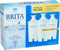 Brita Replacement Water Filter Cartridge by Brita