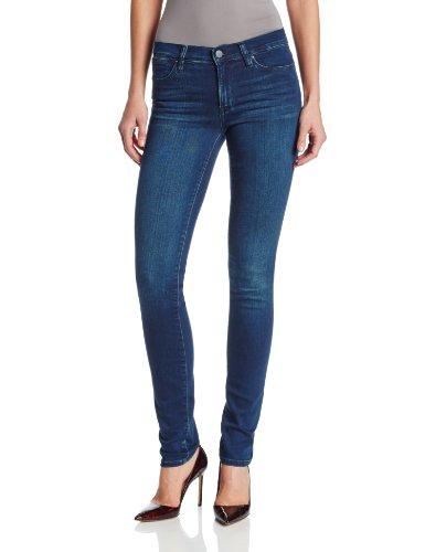 Calvin Klein Jeans Women's Ultimate Skinny Leg Jean, Green Tomato, 30x30