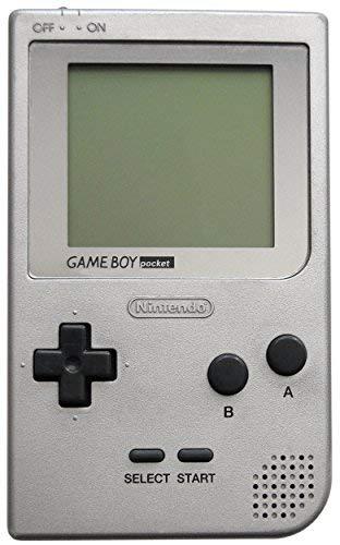 Game Boy Pocket - Silver