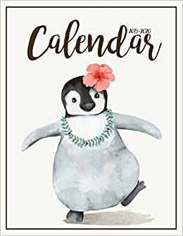 2019-2020 Calendar: Two Years | January 2019 to December ...