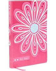 KJV, Bible for Kids, Leathersoft, Pink: Thinline Edition