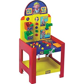 Fantastic Bob The Builder Electronic Tool Bench Amazon Co Uk Toys Gmtry Best Dining Table And Chair Ideas Images Gmtryco