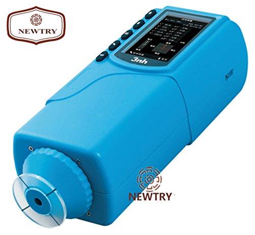 NEWTRY SC-10 Portable Colorimeter Digital Color Meter Measuring Aperture Φ4mm