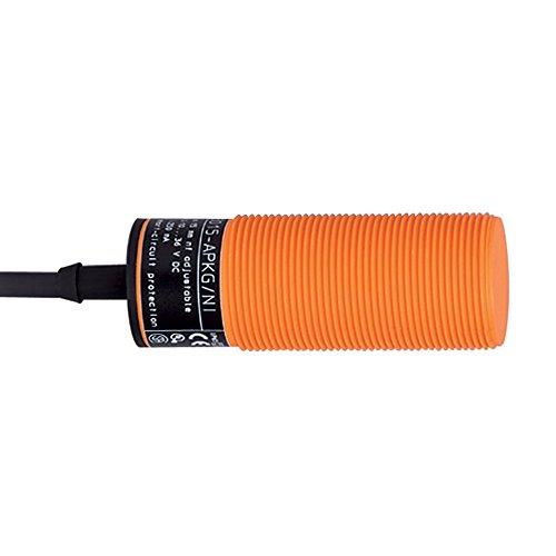IFM Efector KI5210 Capacitive Sensor, 15 mm Sensing Range,