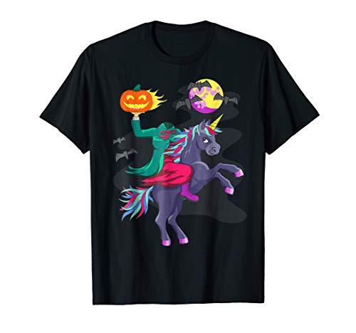 Unicorn Halloween Headless Horseman (Sleepy Hollow Headless Horseman Kids Costumes)