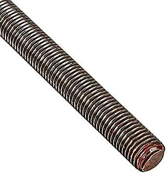 1-1//4-8 x 339; Plain B7 Alloy Steel Threaded Rod