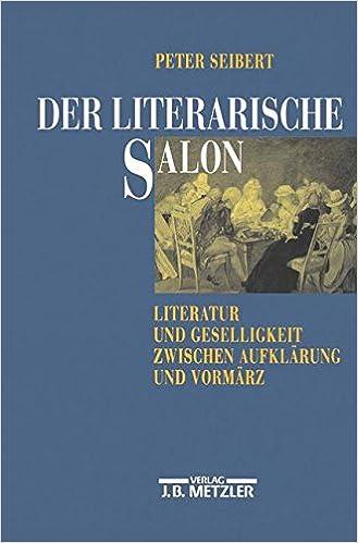 Der literarische Salon (German Edition)