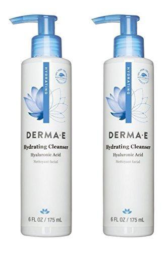 (Dermae Hydrating Cleanser (Pack of 2) With Vitamin E, Lemon Grass, Vitamin A, Papaya and Vitamin B5, 6 oz.)