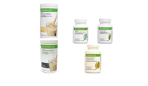 Herbalife Austria 5tlg. Peso Control programa Vainilla ...