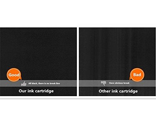 YATUNINK(TM) 10PK remanufactured HP564XL ink cartridges for PhotoSmart C6340 C6350 C6380 B8550 B8553 B8558 C309C PhotoSmart Premium Fax All-in-One C310A PhotoSmart Premium e- All-in-One C410A ect