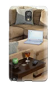 Galaxy Note 3 Case Cover Interior Design Case - Eco-friendly Packaging