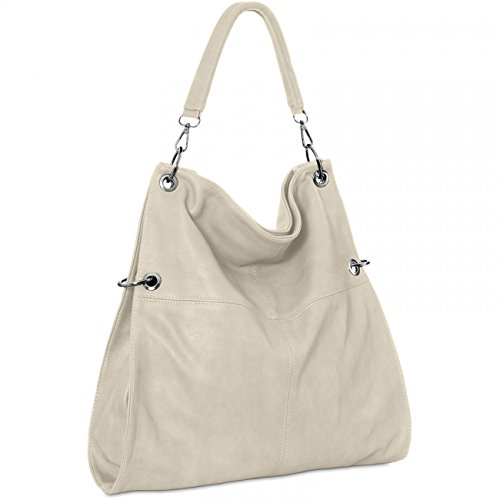 Bag Caspar Colors Handbag Womens Various Gray In Ts561 Shoulder IITFx6wvq
