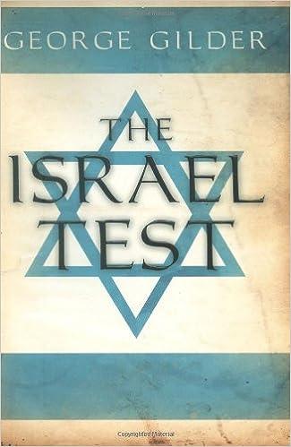 The Israel Test: Amazon.es: Gilder, George: Libros en idiomas ...