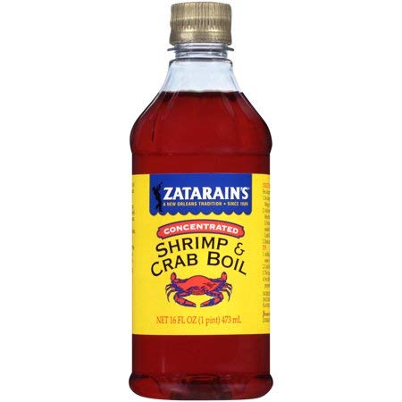 Zatarains Liquid Crab Boil 16 Ounce