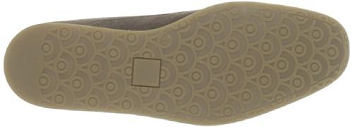 Scarpe Basse In Pelle Scamosciata Da Uomo Londra - Pietre