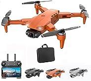 Drone com Camera 4k L900 Pro Full HD Duas Cameras Com GPS 5G WIFI FPV Transmissão em Tempo Real Motores Brushl