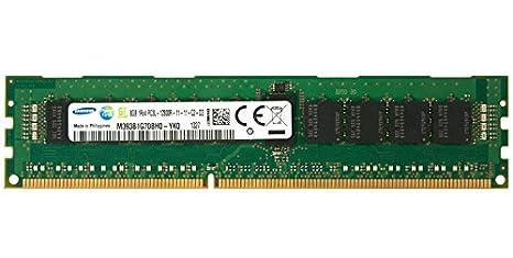 Samsung PC3L-12800R 8GB 1Rx4 DDR3 Server Memory M393B1G70BH0-YK0