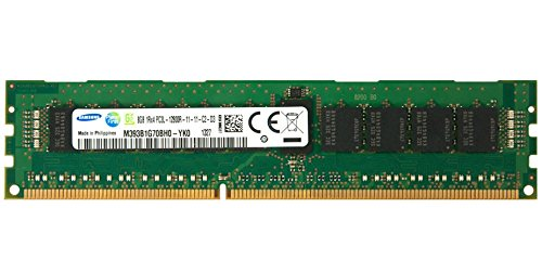 SAMSUNG M393B1G70BH0-YK0 PC3L-12800R DDR3 1600 8GB ECC REG 2RX4 (FOR SERVER - Reg Pc 8gb