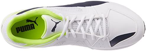 PUMA Mens Puma Team Rubber Cricket Shoes US 12 UK 11