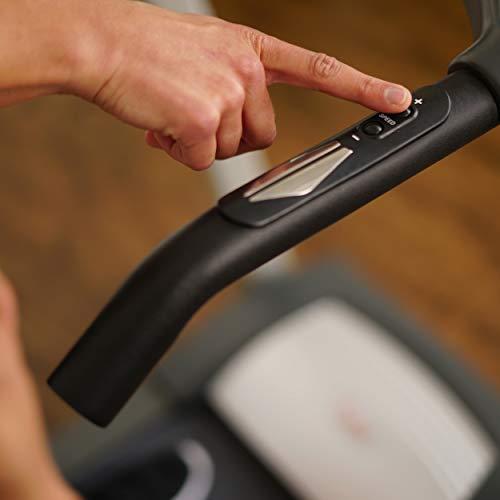Sunny Health & Fitness Treadmill Folding Motorized Running Machine