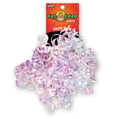 CURLED RIBBON BOW SPRING #34067, CASE OF 192 by DollarItemDirect